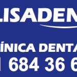 logo de la clínica dental clisadent